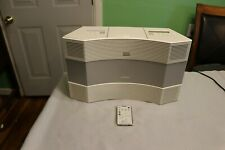 Bose Acoustic Wave II Music System with NEW original Remote!