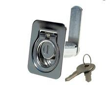 LR 655 Locking Spring Loaded Flush Lift Ring,marine hardware