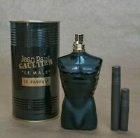Jean Paul Gaultier Le Male Le Parfum  EDP Intense 10 ml  Duftprobe 100% original