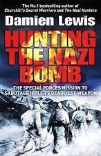 Bomba de caza de los nazis: las fuerzas especiales mis por Damien Lewis (Nuevo Libro)