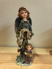 1994 Angel Love Conquers All Things Boyds Bears &Friends Folkstone Collection