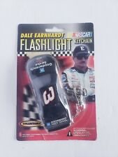 New 2000 NASCAR Dale Earnhardt Sr Flashlight Keychain Goodwrench KYC-3