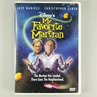 My Favorite Martian (DVD, 1999) Disney Jeff Daniels Christopher LLoyd