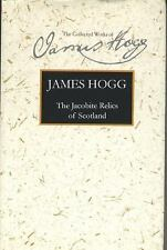 Excellent, Jacobite Relics Volume I, James Hogg, Book