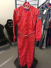 Sparco 5 Racing Suit Red (50)