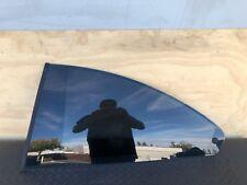 Bmw E46 Oem Zhp Rear Driver Left L Side Quarter Corner Window Glass