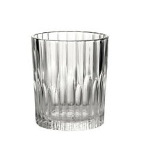 Duralex - Manhattan Clear Whisky Tumbler Glass 220 ml ( 7 3/4 oz.) Set of 6