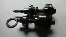 76 HONDA CB750A CB 750 HONDAMATIC HM182B ENGINE TRANSMISSION TRANNY GEAR SET