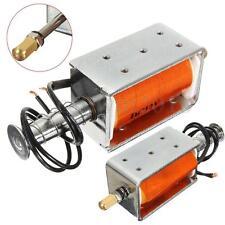 12V DC Long-stroke Solenoid Electromagnet Electric Magnet Push-Pull Actuator