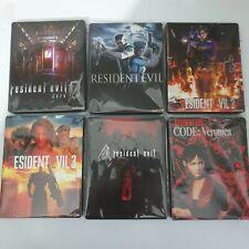 Custom steelbook Resident evil