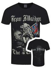 Iron Maiden T-Shirt Sketched Trooper Homme Noir