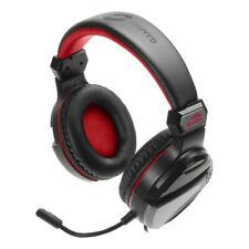 Speedlink Neak Stereo Gaming Headset With Flexible Microphone Dual 3 5Mm Jack