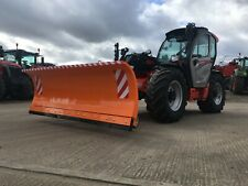 More details for agritrend snow ploughs;  hydro angling + shock absorbers + leds.   £3995 + vat
