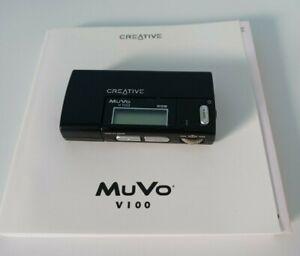Creative MuVo v100 2GB MP3 Player