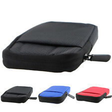 """New Shockproof 2.5"""" Inch External Hard Drive Carrying Case HDD SSD Bags Pouch"""