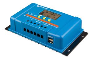 Victron BlueSolar DUO LCD USB Solar PWM Controller Regulator 20A 12V 24V