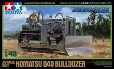 Tamiya 1/48 scale IJN Komatsu G40 Bulldozer