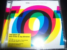 NEW ORDER JOY DIVISION Total: From Joy Division To New Order (Australia) CD NEW