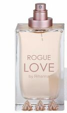 Tester Women Rogue Love by Rihanna 4.2oz/125ml Eau De Parfum Spray New No Cap