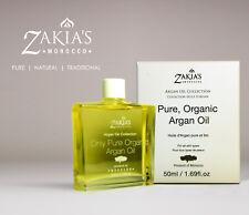 FREE Argan Oil - 100% Pure Natural and Organic