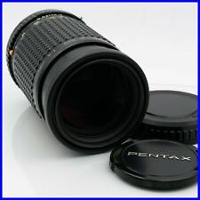 SMC PENTAX-A 200mm f4 645 medium format 6x6 lens obiettivo camera manual tele
