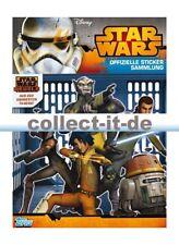 Star Wars Rebels Sticker Album 4198796902007