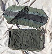 Cold War Era USN USMC Pilots RSSK Ejection Seat Survival Equipment Storage Bags