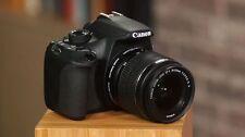 EXCELLENT Canon Rebel T5 SLR Camera w/ EF-S 18-55mm IS II Lens (2 LENSES)