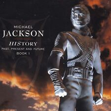 MICHAEL JACKSON History 2 CD (Gold) Set / Original Fat Case issue + Booket