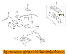 Lexus TOYOTA OEM IS300 Emission-Vapor Canister Vacuum Switching Valve 9091012224