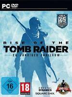 Rise of the Tomb Raider - 20 jähriges Jubiläum für PC | DEUTSCH | CD KEY STEAM