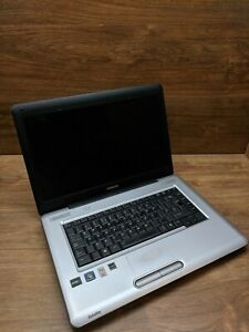 Toshiba Satellite L450D-13X Silver Laptop For Spares and Repairs