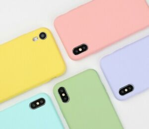 Handyhülle UltraSlim TPU SoftSilikon Cover für Huawei P20 P30 P40 Mate20 ProLite