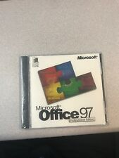 Microsoft Office 97 Professional Edition (Retail) (1 User/s) - Upgrade for Windows 353-00014