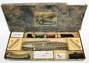 Karl Bub Ausweichbahn Zugpackung 330/5 (Baujahr 1938-1939) Spur 00