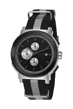 Joop! Herrenuhr Chronograph JP-Tom Black Edelstahl Analog Quarz JP101451009