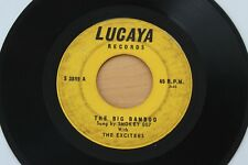 SMOKEY 007 & THE EXCITERS Big Bamboo 45 Rare Islands Funk HEAR