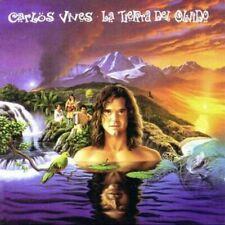 Carlos Vives - La Tierra Del Olvido #3344 (1995, Cd)