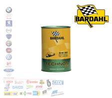 OLIO MOTORE AUTO DIESEL BENZINA BARDAHL TECHNOS C60 5W30 SINTETICO mSAPS 311040