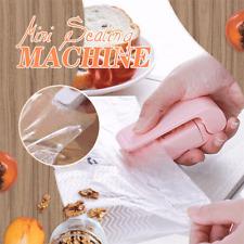 Household Mini Portable Hand Press Plastic Bag Snack Sealing Machine - USA