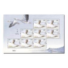 2018-22 CHINA Wild goose SHEETLET