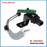 3C0412521B Front Left Headlight Level Sensor For Audi Q3 VW Passat Golf Touran