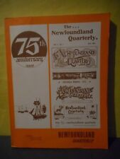 The Newfoundland Quarterly 75th Anniversary Special Edition 1976