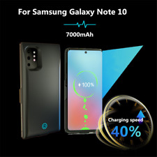 Power Bank 7000mAh Portable Battery Power Case For Samsung Galaxy Note 10/10plus