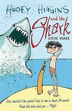 Hooey Higgins and the Shark by Steve Voake (Paperback, 2010) New Book