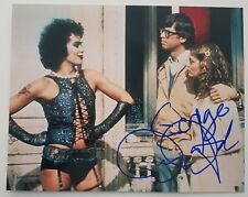Barry Bostwick Signed Rocky Horror Picture Show 8x10 Photo Horror Auto RAD