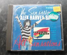 SENSATIONAL ALEX HARVEY BAND - ALL SENSATIONS  CD  14 TRACKS ALTERNATIVE  NEW
