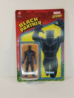 "Marvel Legends RETRO Black Panther 3.75"" Action Figure Kenner"