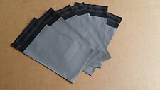 150 4x6 small  silver poly mailer shipping bag  *2.5MIL thickness*