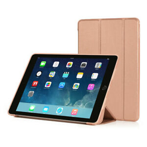 Smart Case Cover for Apple iPad Air 2 and iPad Air 1 with Auto Sleep/Wake